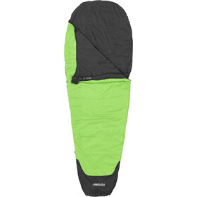 Nordisk Abel +10° Sleeping Bag L, peridot green/black